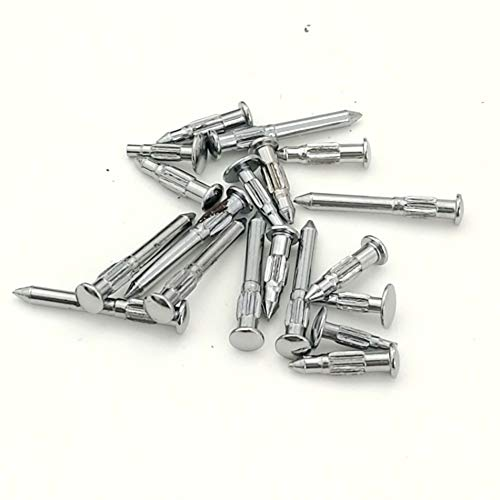 Belt Buckle Repair Screw Edge Rivet Sliding Automatic Buckle Accessories Metal Buckle Components 30pcs - Pin Ratchet