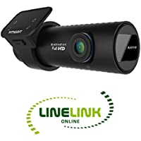 Blackvue DR650S Series 1-Channel Dash Camera with 16GB microSD Card, Black (DR650S-1CH-16GB)