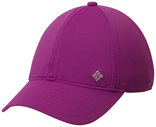 (Columbia Women Sports Cap, Intense Violet, One Size)