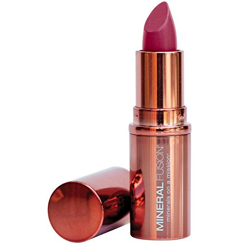 Mineral Fusion Lipstick, Ruby.14 Ounce