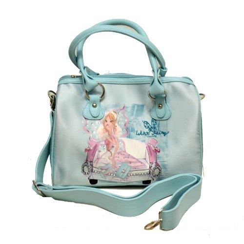 winx Fairy borsa a bauletto con Tracolla Amovibile novità assoluta