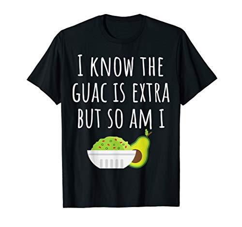 Guacamole Avocado Dip Funny Mexican Cinco De Mayo Shirt ()
