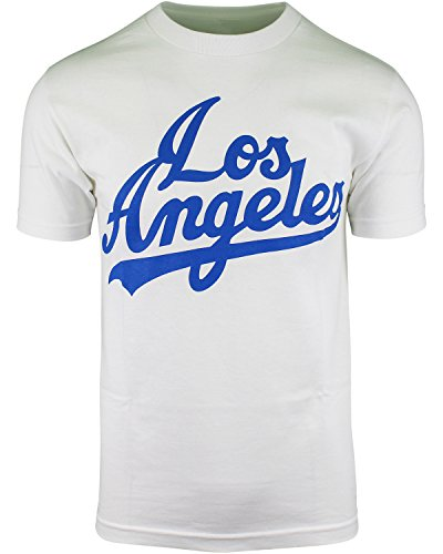 White Los Angeles Mens Shirt - Culture Los Love Angeles