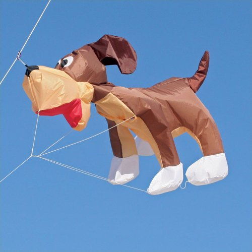 Dog Henry Hound, 8 ft. Kite Line Laundry by Premier Kites (Premier Inflatable)