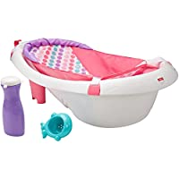 Fisher-Price 4-in-1 Sling 'n Seat Baby Tub with Adjustable Support
