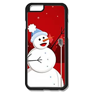 IPhone 6 Cases Snowman Sing Design Hard Back Cover Cases Desgined By RRG2G
