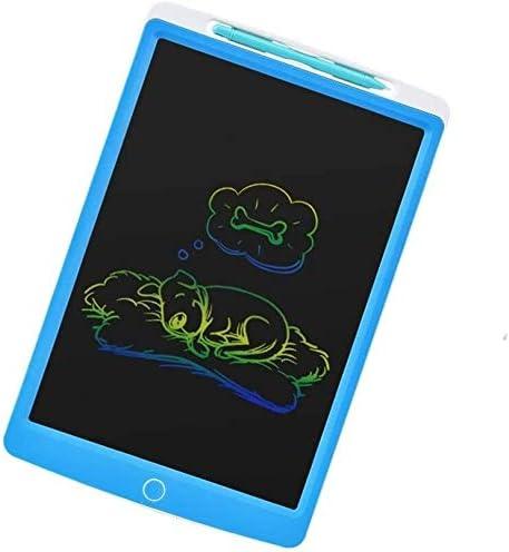 LCDライティングタブレット3個12インチ子供のLCDタブレットグラフィティカラーライティングボード原稿ボードLCDライティングタブレットキッズペイント(色:ブルー、サイズ:12インチ)