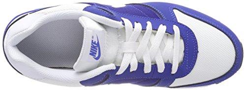 Nike Herren Nightgazer (GS) Laufschuhe Blau (Weiß/weiß-game Royal-tiefes Königsblau)