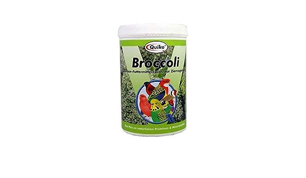 Quiko - Brócoli deshidratado para Aves 100 gr: Amazon.es ...
