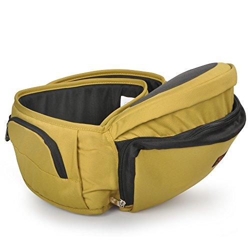 Bebamour Lightweight Baby Toddler Hip Seat Carrier Baby Waist Seat