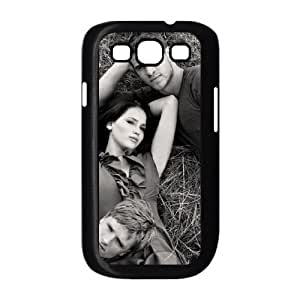 Samsung Galaxy s3 9300 Black Cell Phone Case The Hunger Games Cell Phone Case For Men