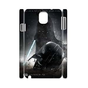 3D Sexyass Star Wars Samsung Galaxy Note 3 Cases Star Wars Episode Posters, Star Wars, {White}