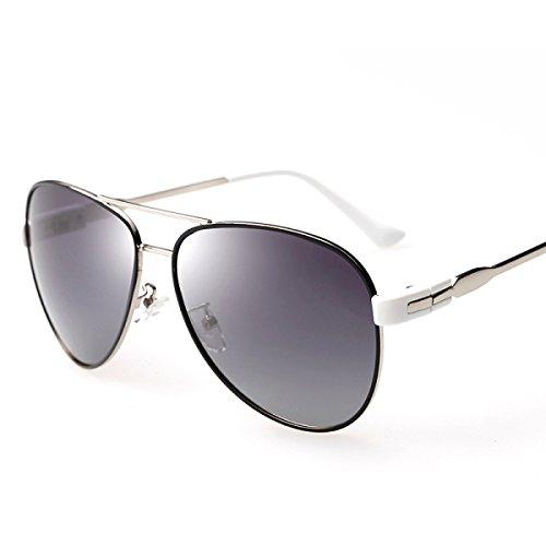 Conducir Yurta Conductor Gafas De Sol Pesca Espejo Sol A2 Ocio Hombre Conducir Gafas Polarizado Salvaje De A2 Espejo qxq6rwO