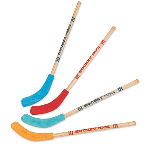 Hockey Pencils - 24 per pack