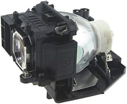 np15lp- lámpara de proyector con carcasa para NEC NP-M300 X, NP ...