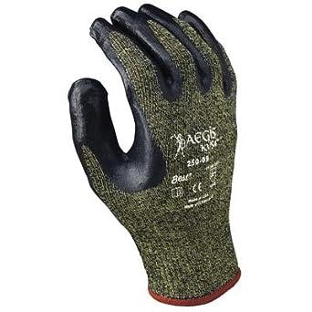 Amazon.com: Showa mejor® tamaño del guante 7 Aegis kvs4 ...