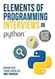 Books : Elements of Programming Interviews in Python: The Insiders' Guide