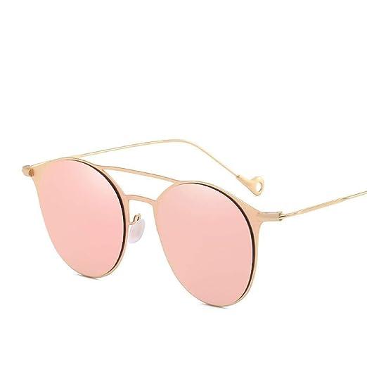 Yuany Gafas de Sol para Hombre Gafas de Sol de película de Colores ...