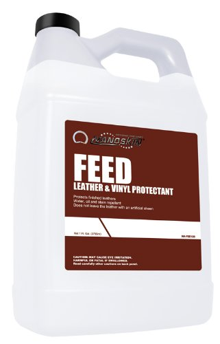 Nanoskin (NA-FEE128 Feed Leather and Vinyl Protectant - 1 Gallon