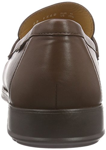 Mocassins Homme Mephisto Brown 9251 Desert Marron Howard Foncã Dark UXfyXBS