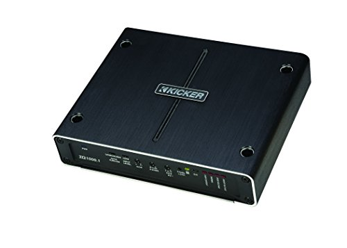 Kicker IQ1000.1 Q-Class Amplifier