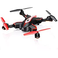 OOFAY Drone And Camera HD Aerial Folding Drone Quadcopter Aircraft Children Toy Remote Control Aircraft