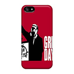 Fashion LLe3933CQMn Case Cover For Iphone 5/5s(green Day)