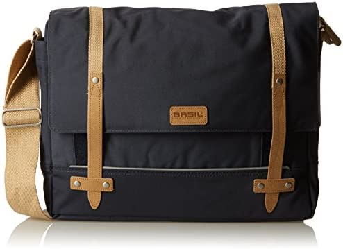 Basil Portland Messenger Bag and Bicycle Pannier – 20 Liters