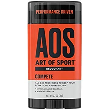 cheap Art of Sport Men's Deodorant Clear Stick 2020