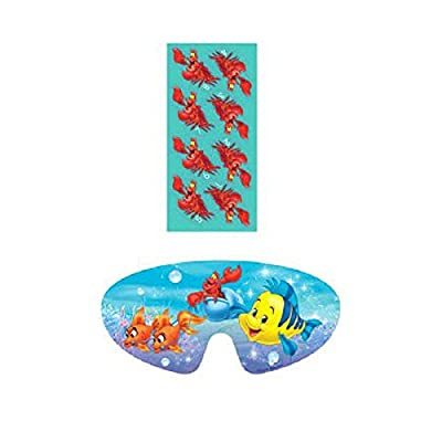 Party Game | Disney Ariel Dream Big Collection | Party Accessory: Toys & Games
