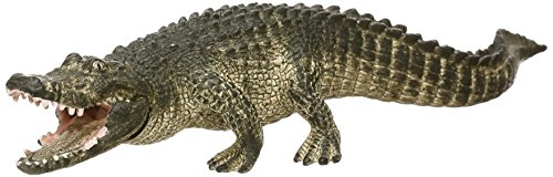 (Schleich Alligator Toy Figure)