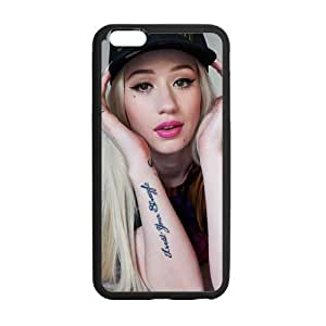 Custom Iggy Azalea Signature Phone Case Laser Technology for iPhone 6 Plus Designed by HnW Accessories