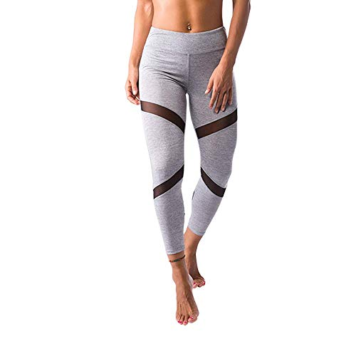Winners Activewear Breeze Through Grey Heather Tights