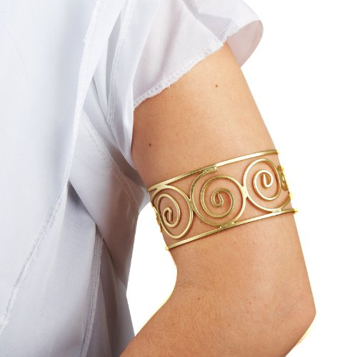 Rubie's Costume Co Grecian Arm Cuff - Greek Themed Party