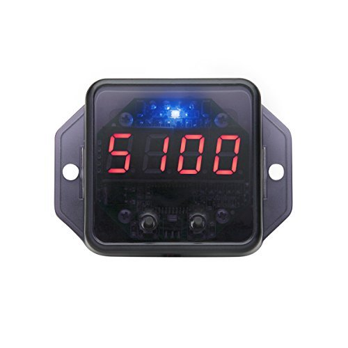 Intellitronx N3210 Digital RPM Activated Window ()