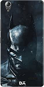 DailyObjects Batman Mask Arkham Case For Lenovo A6000