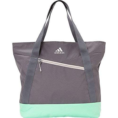 adidas Women's Squad III Tote Onix/Green Glow/Grey Two One Size