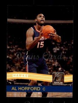 2010 Donruss # 153 Al Horford Atlanta Hawks (Basketball Card) Dean's Cards 8 - NM/MT Hawks ()