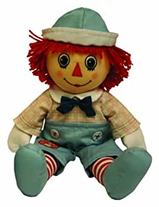 "12"" Raggedy Andy 95th Anniversary Edition Doll"