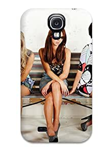 Galaxy Case - Tpu Case Protective For Galaxy S4- The Saturdays Music People Music