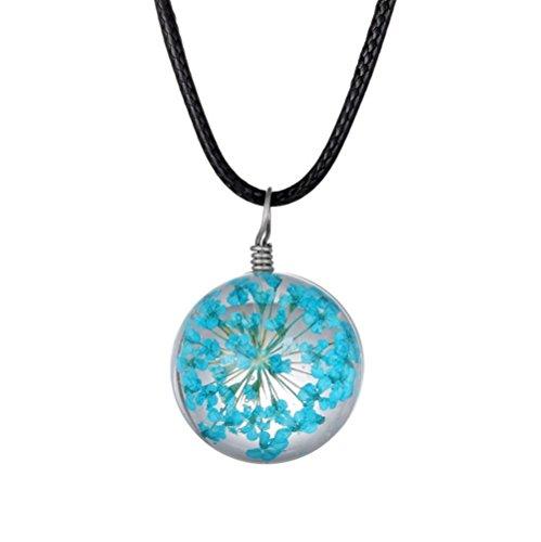 winters-secret-handmade-diy-rope-chain-round-shape-blue-dried-flower-pendant-crystal-glass-charming-