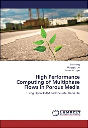 High Performance Computing of Multiphase Flows in Porous