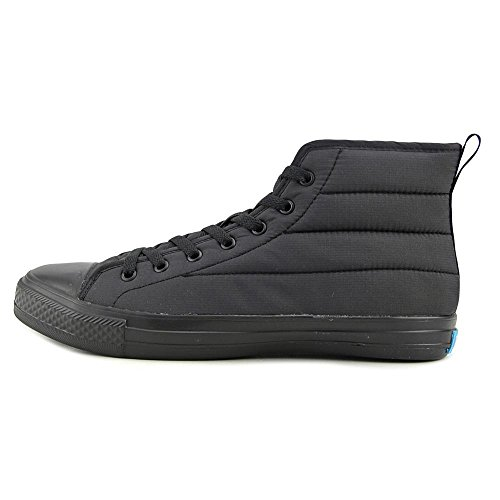 Mensen Schoenen De Phillips Gezwollen Schoenen Echt Zwart / Pik Wit