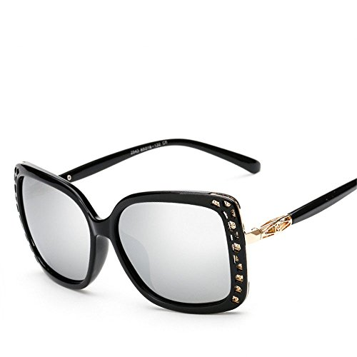 Chahua Les femmes dans les lunettes, lunettes retro big box off les lunettes, B