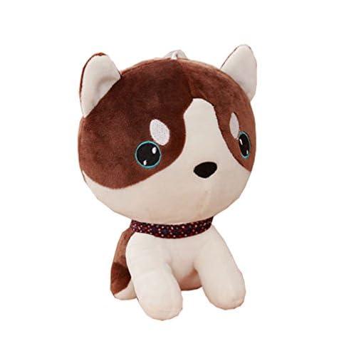 Peluche jouet chien poupée mignonne Mongkok chien cadeaux de bon augure du nouvel an, C3
