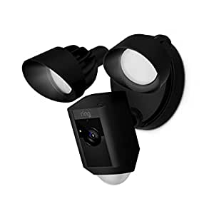 Ring Floodlight Camera Motion Activated Hd Security Cam