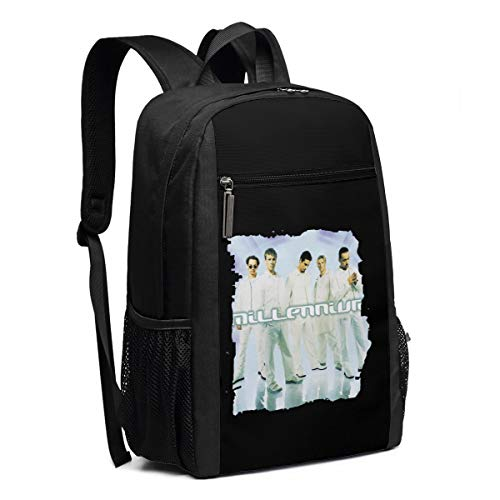 (Backpack, Travel Hiking Backstreet Boys Millennium Logo Backpacks Waterproof Big Student College High School Laptop Shoulder Bag Outdoor Backpacks For Men Women Adults)