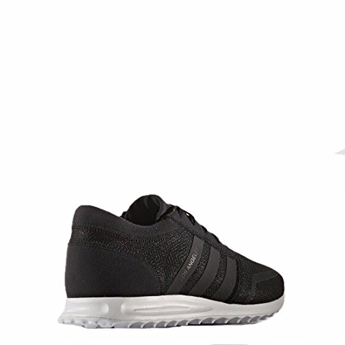 adidas Originals Los Angeles LA Men's Black White Lace up Trainers DBDShTR