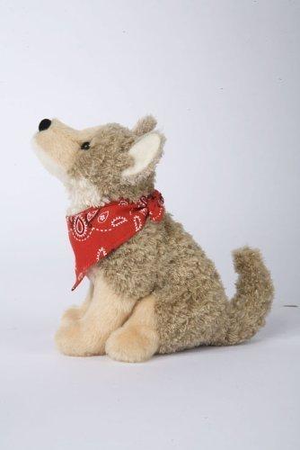 Trickster Coyote (Coyote Plush)