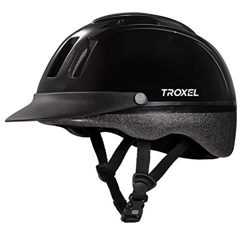 Troxel Sport Helmet, Black, X-Small